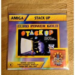 Euro Power Pack - Vol. 6 - Stack Up - Amiga
