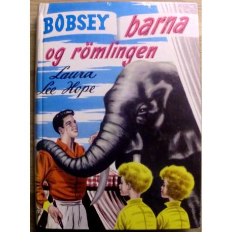 Laura Lee Hope: Bobsey barna og rømlingen - Nr. 6