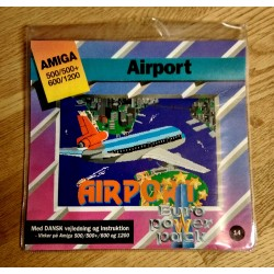 Euro Power Pack - Vol. 14 - Airport - Amiga