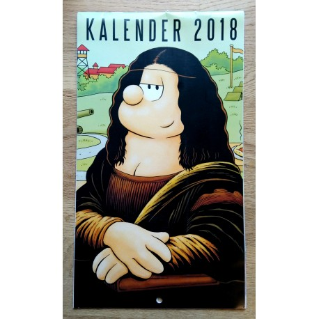Billy - Kalender 2018