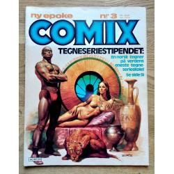 Comix - 1983 - Nr. 3 - Tegneseriestipendet