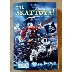 Walt Disney's Tema Pocket - Til Skatteøya!