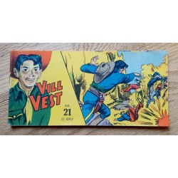Vill Vest - 1958 - Nr. 21 - Den falske helten