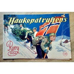 Haukepatruljens Revy 1956 - Julehefte