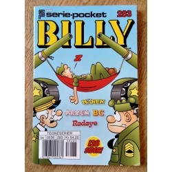 Serie-pocket: Nr. 283 - Billy