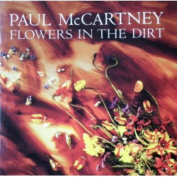 Paul McCartney- Flowers in the Dirt (CD)
