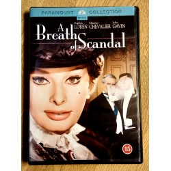 A Breath of Scandal - DVD