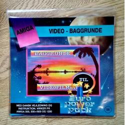 Euro Power Pack - Vol. 58 - Video - Baggrunde - Amiga