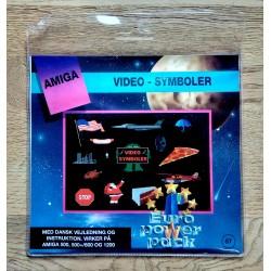 Euro Power Pack - Vol. 57 - Video - Symboler - Amiga