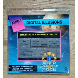 Euro Power Pack - Vol. 43 - Digital Illusions V1.0 - Amiga