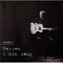 Jonas Fjeld Live- Nerven i min sang (CD)