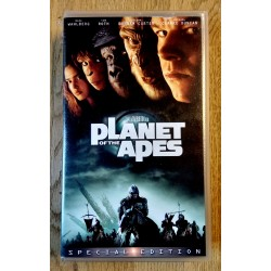 Planet of the Apes - Special Edition - VHS