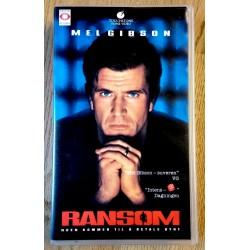 Ransom - Noen kommer til å betale dyrt - VHS
