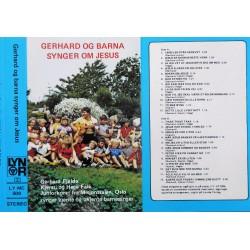 Gerhard og barna synger om Jesus