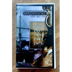 Sandefjord - Slik det var - Lokalhistorisk filmkavalkade - VHS