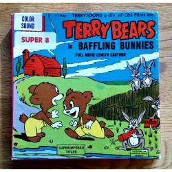 Terry Bears in Baffling Bunnies - Super 8