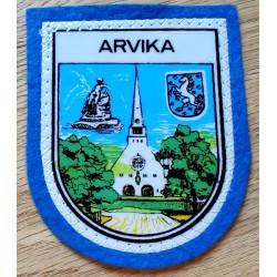 Tøymerke: Arvika (Sverige)
