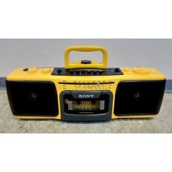Sony Sports CFS-920L - Kassettspiller - Boombox