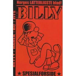 Billy - 2007 - Nr. 3 - Spesialforside