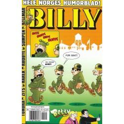 Billy - 2015 - Nr. 22 - Hele Norges humorblad!