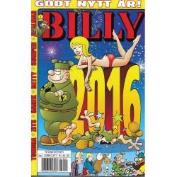 Billy - 2016 - Nr. 1 - Godt nytt år!