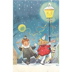 Postkort - Nyttårskort - PålS