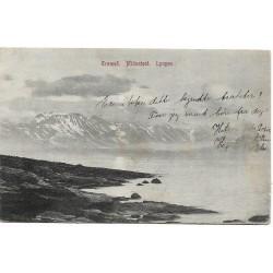 Postkort - Tromsø - Lyngen - Midnatsol