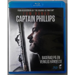 Captain Phillips (Blue-ray)