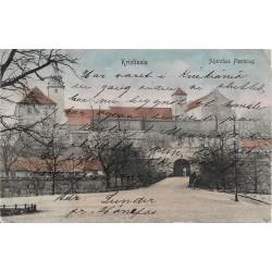Postkort - Akershus Fæstning
