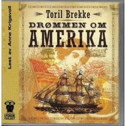 Drømmen om Amerika - Toril Brekke - Lydbok
