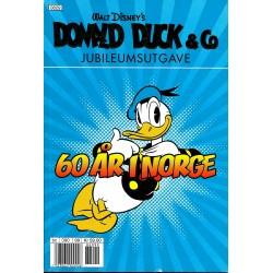 Donald Duck & Co - Jubileumsutgave - 60 år i Norge