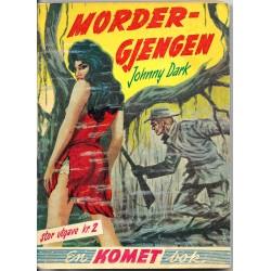Komet-bok Nr. 68 - Mordergjengen
