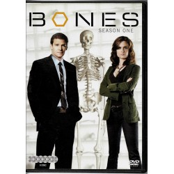 Bones - Season One - DVD