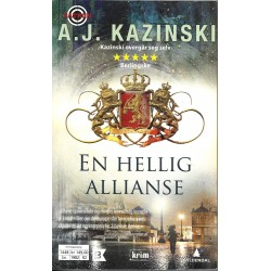 En hellig allianse - A. J. Kazinski