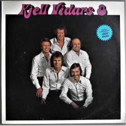 Kjell Vidars 8 (LP- Vinyl)