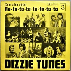 Dizzie Tunes- Den aller siste Ra-ta-ta..3 (LP- Vinyl)