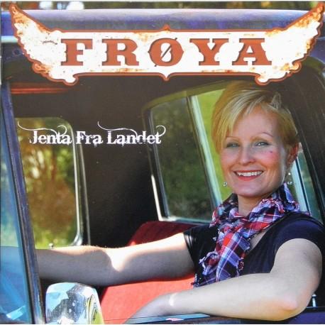 Frøya- Jenta fra landet (CD)
