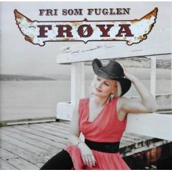 Frøya- Fri som fuglen (CD)
