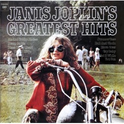 Janis Joplin- Greatest Hits (CD)