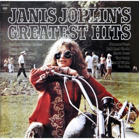 Janis Joplin- Greatest Hits (CD)