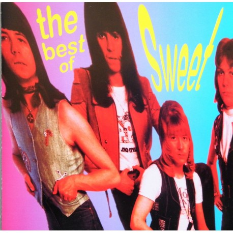 Sweet- The Best of....(CD)