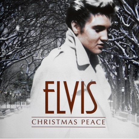Elvis- Christmas Peace (CD)