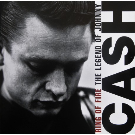 Johnny Cash- Ring of Fire (CD)