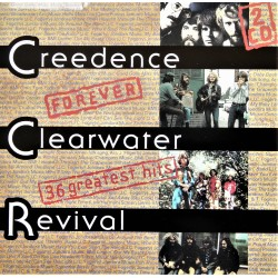 Creedence Clearwater Revival (2 X CD)