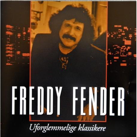 Freddy Fender- Uforglemmelige klassikere (CD)