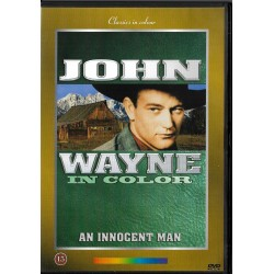 John Wayne in Color - An Innocent Man - DVD