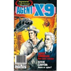 Agent XP-Pocket - Nr. 4 - Agent Corrigan - Steve Canyon
