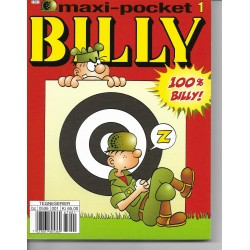 Billy - maxi-pocket - Nr. 1