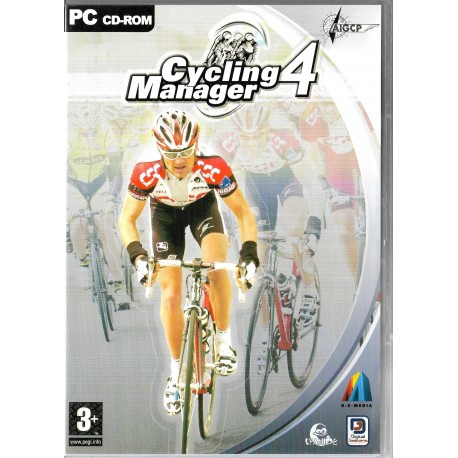 Pro Cycling Manager 4 - PC