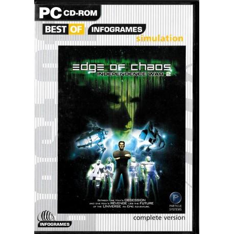 Edge of Chaos - Independance War 2 - Best of Infogrames - PC